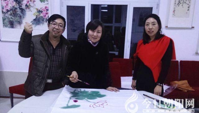 许澄宇导师,杨欣助导来辽宁朝阳市天门山自然风景区