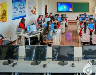 这所学校的会计电算化专业正在展翅腾飞(聂福国 蒋丽丽)
