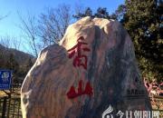奇山伟岳称雄峻——北京香山(陈玉民)
