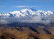 奇山伟岳称雄峻——西藏珠穆朗玛峰(陈玉民)