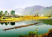江河万里海湖浑——鸭绿江(陈玉民)