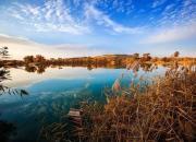 江河万里海湖浑——塔里木河(陈玉民)
