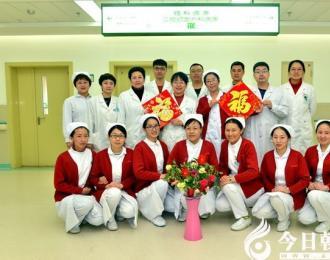 新春佳节,向守护光明的白衣卫士致敬!