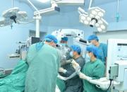 喜讯!朝阳市中心医院神经外二科与超声科合作开展本地区首例术中超声定位下颅脑肿瘤切除术