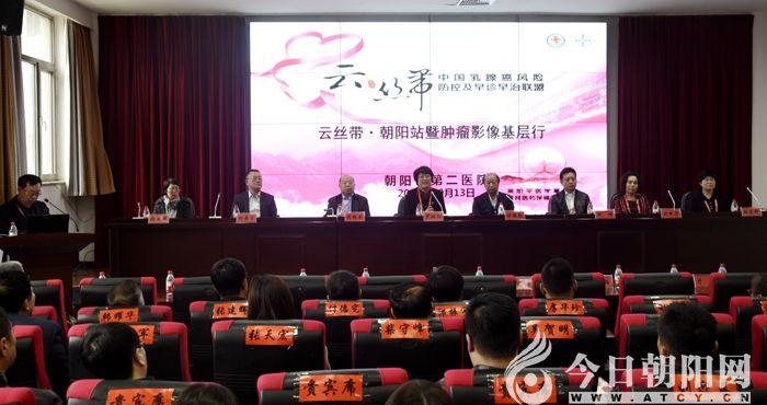 """国内专家云集,为朝阳放射影像发展助力"""""""