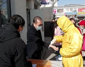 做好疫情防控 迎接新的春天(韩超)
