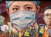 泪目!时长9分钟的中国抗疫图卷,记录着很多感人的瞬间