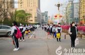 激动!辽宁龙8娱乐手机版高三学生在万众期待下开学啦