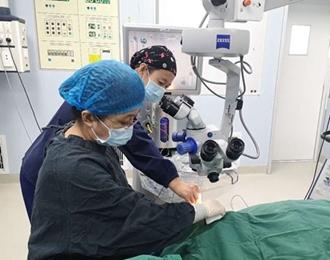 呵护眼健康,朝阳市中心医院在行动
