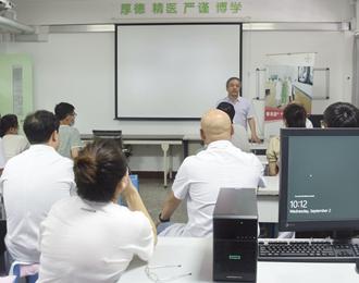 技术引领时代!朝阳市中心医院举办肝胆特异性对比剂规范化应用培训