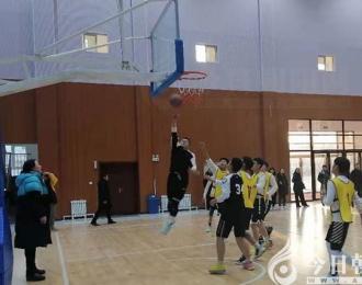 篮球盛会 燃情寒冬(张志学 平凡)